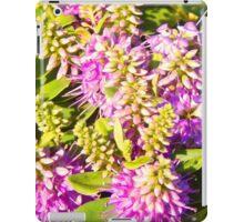 Wild Flowers of the Coast iPad Case/Skin