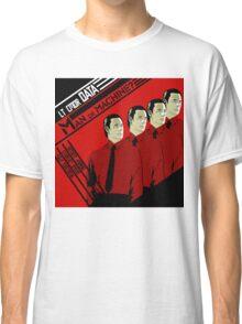 Man Or Machine Classic T-Shirt
