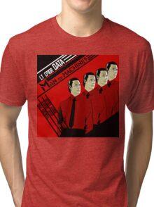 Man Or Machine Tri-blend T-Shirt
