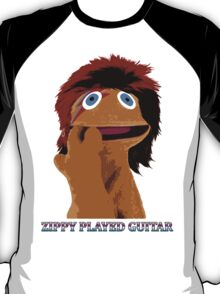 Zippy Played Guitar T-Shirt