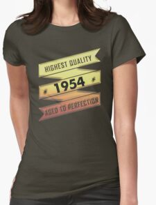 Highest Quality 1954 Aged To Perfection T-Shirt