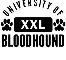 University Of Bloodhound by kwg2200