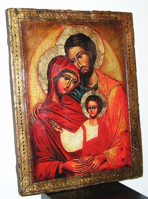 Russian Icon by drynda