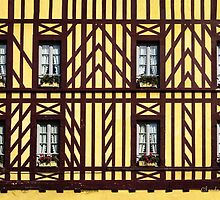 Windows and half-timbering by numgallery