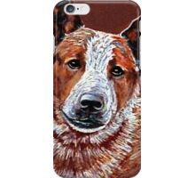 Murphy, The Cow Dog iPhone Case/Skin