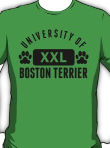 University Of Boston Terrier T-Shirt