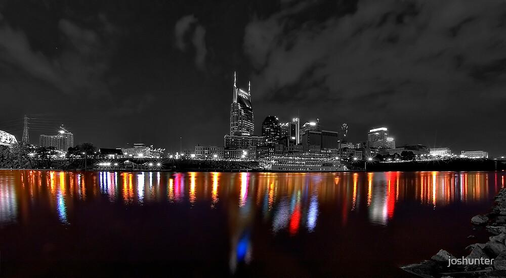 Nashville on the River by joshunter