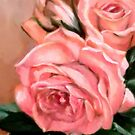 study rose after Igor Levashov by Hidemi Tada