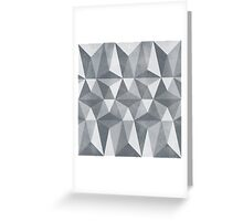 Nordic Combination 33 Greeting Card