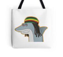 Reggae Shark Tote Bag