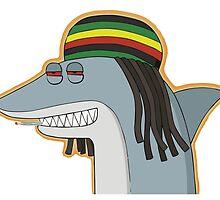 Reggae Shark by benenen