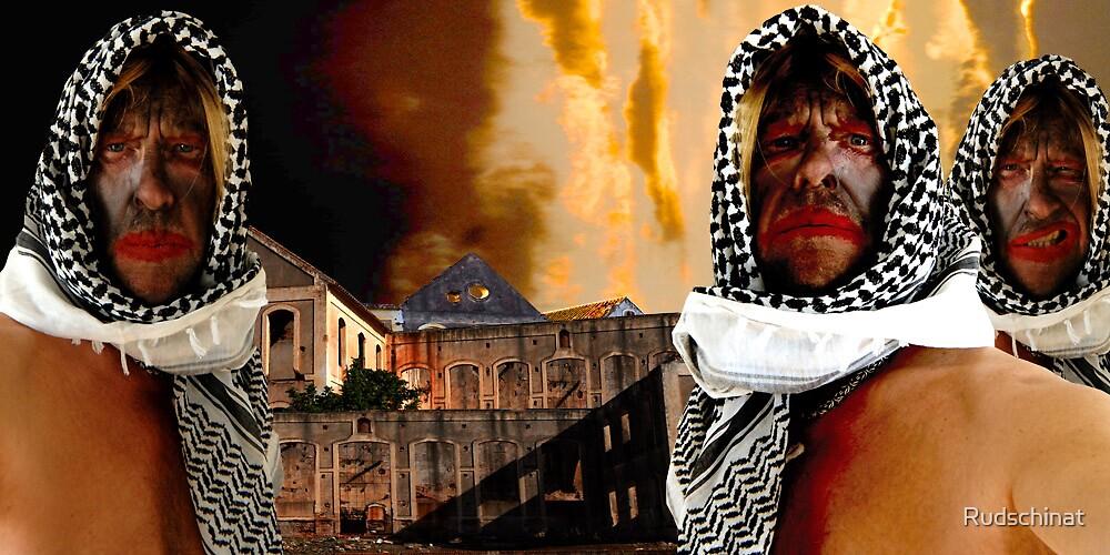 Araberne kommer by Rudschinat