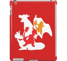 Charmander Evolution iPad Case/Skin