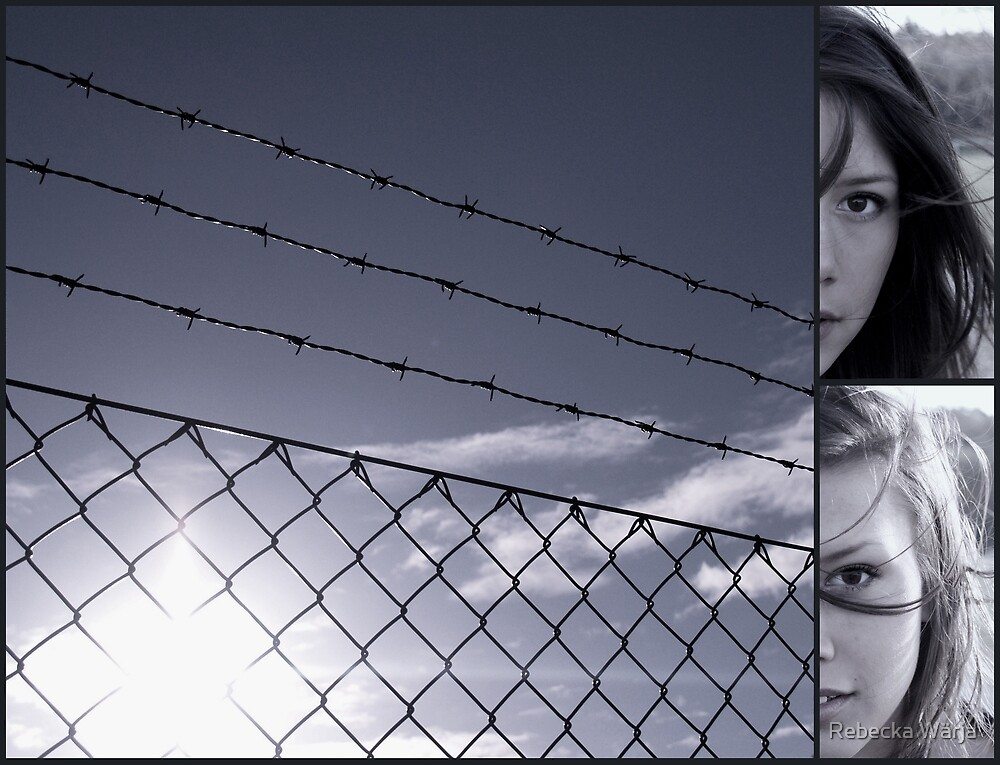 To be in captivity by Rebecka Wärja