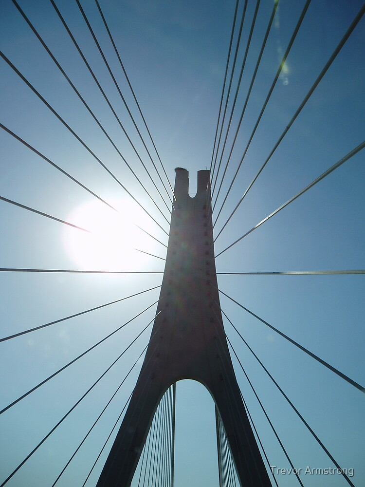 Bridge - portimao by Trevor Armstrong