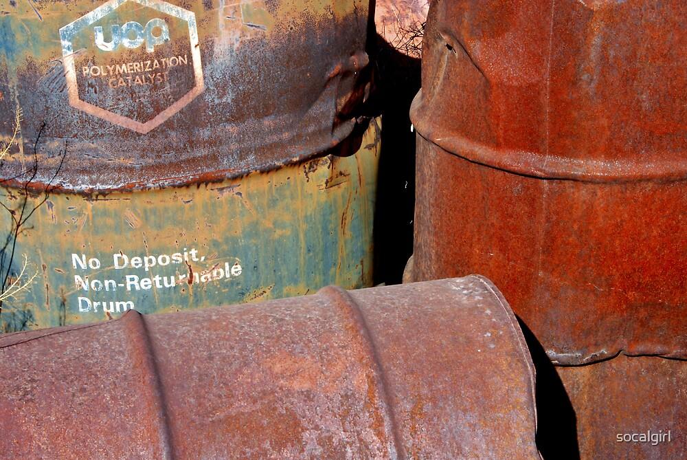 No Deposit - No Return by socalgirl