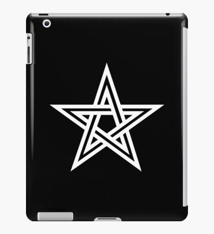 Pentangle - Pentagram - Double iPad Case/Skin