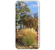 A Colorful Autumn Morning iPhone Case/Skin
