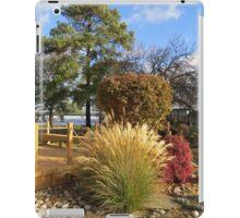 A Colorful Autumn Morning iPad Case/Skin