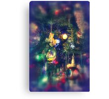 Christmas Tree Oh Christmas Tree #1 Canvas Print