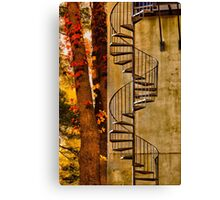 ESCAPE TO THE FALL Canvas Print