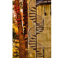 ESCAPE TO THE FALL Photographic Print
