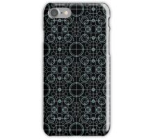 Tron Matrix Geometric iPhone Case/Skin