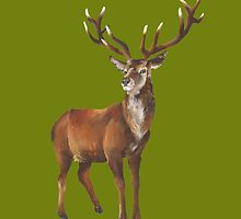 Grand Stag by ImogenSmid