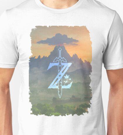 Zelda Breath of the Wild Nintendo Switch Unisex T-Shirt
