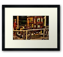 Henry Ford, at Southwest Florida Airport of Fort Myers Framed Print