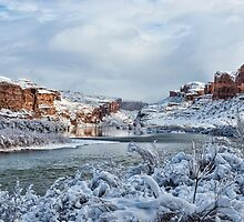 Colorado River by Mike Herdering