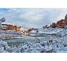 Colorado River Photographic Print