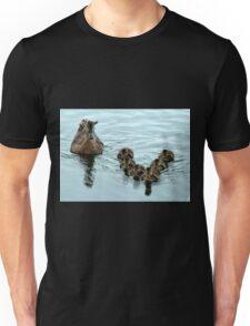Duck Formation Unisex T-Shirt