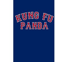 Kung Fu Panda is on the Red Sox! - Pablo Sandoval Photographic Print