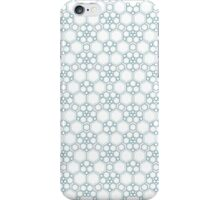 Blue Beehive iPhone Case/Skin