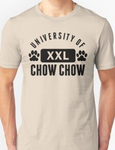 University Of Chow Chow T-Shirt