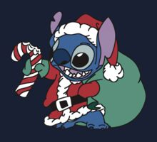 Cute Stitch with christmas gifts by LikeYou
