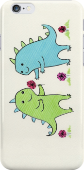 Dino Love by zoel