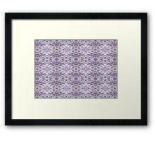 Purple Animal Framed Print