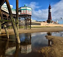 Blackpool Tower by Gary Kenyon