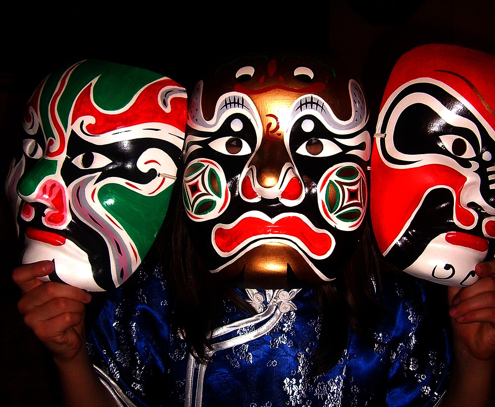 Masked by Mien
