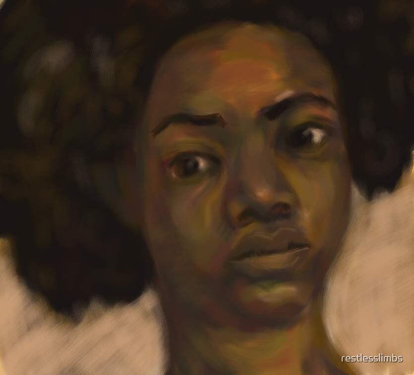 portrait by restlesslimbs