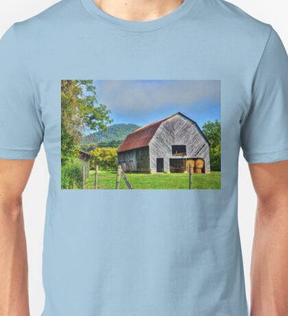 Rural Barn Unisex T-Shirt