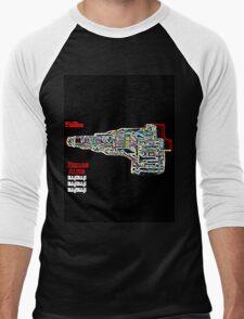 CHIPGUN M-69er Men's Baseball ¾ T-Shirt