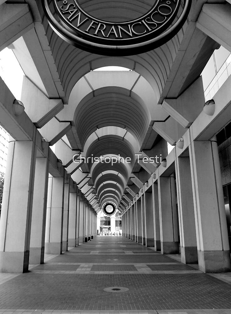 San Francisco Federal Reserve Bank by Christophe Testi