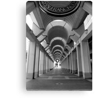 San Francisco Federal Reserve Bank Canvas Print