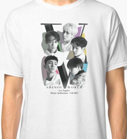 SHINee Tour - Los Angeles Classic T-Shirt