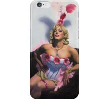 Daisy Bucket Beautiful Drag Queen iPhone Case/Skin
