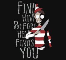 Where's Waldo? by humerusbone
