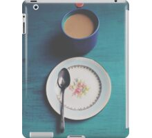 Quiet Weekend Morning iPad Case/Skin